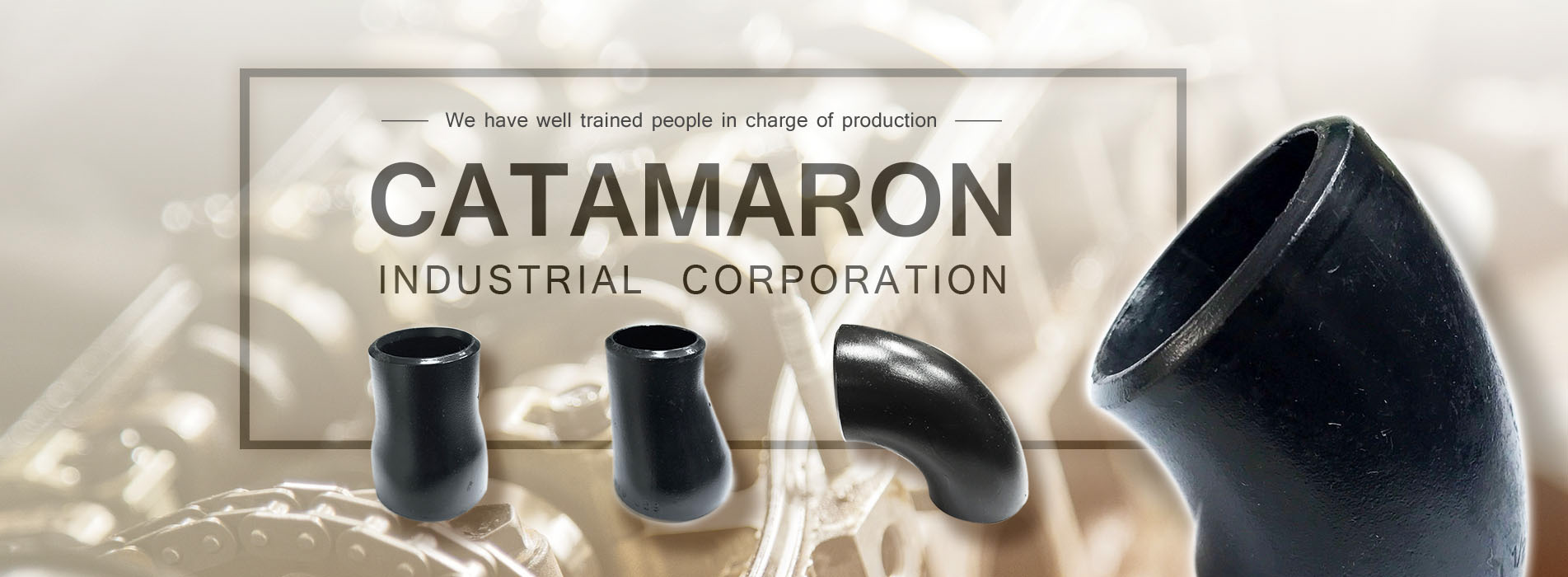 Catamaron Industrial Corporation...